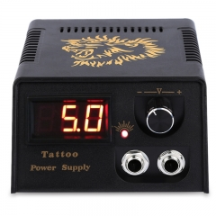 Lion Power Supply  Tattoo Power Digital Dual LCD Display Tattoo Power Supply