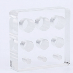 Acrylic pigment rack permanent makeup pigment cup Color pigment cup holder