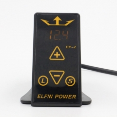 Tattoo Power Supply ELFIN power supply black power supply unit for tattoo kit