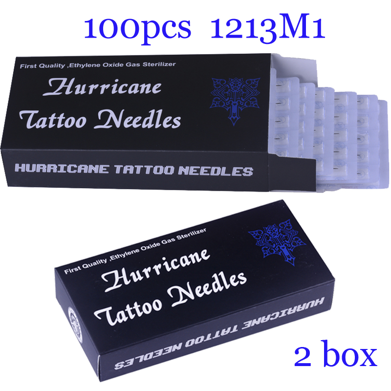 Trustful 11 Magnum Tattoo Needles Box Of 50 Sufficient Supply Health & Beauty