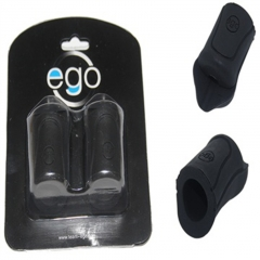 2PCS  EGO Silicone Gel Tattoo Grip Cover White Non-Slip Import Grip Cover For 18mm-22mm Tattoo Grip