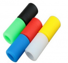 Soft Silicone Tattoo Grip Cover  Soft Silicone tattoo Rubber Grip for 22mm 25mm tattoo grip