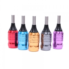 Tattoo Grip Cartridge 27mm Aluminum Tattoo Fantom Tubes Cartridge Grip Tattoo Machine Grip Tubes