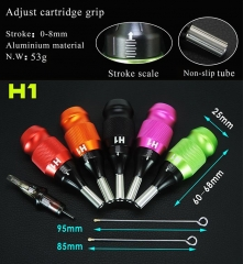 25MM Professional High Quality Tattoo Machine Adjustable Cartridge Grip