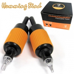 25MM Hummingbird Soft Silicone Grips Tattoo Disposable Tubes