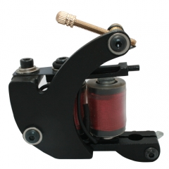 Tattoo Machine Handmade Taty Coil Gun  Black Color Supplies