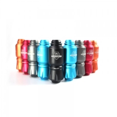 Rocket Short Tattoo Pen Mini Aluminum Alloy Motor Automatic Rotating Motor Tattoo Machine Gun
