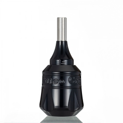 Tattoo Grip 38 mm adjustable CNC carving Aluminum alloy Cartridge Grip