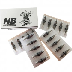 20pcs/box NB Cartridge Needles 0.35MM #12 Disposable Sterilized Tattoo Needles Cartridge For Tattoo Machine