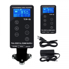 Tattoo Power Supply Touch Screen Intelligent Digital  Power Supply