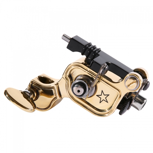 Stable High Speed Adjustable Stroke Rotary RCA Tattoo Machine Coreless Motor Permanent Makeup Accessories